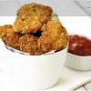 Nuggets de Frango Panados com Batatas Fritas