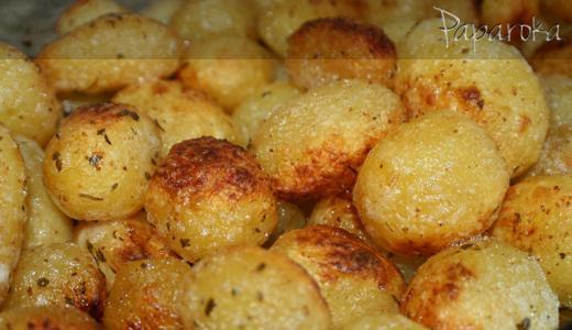 Batatinhas na Manteiga