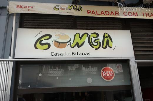 Conga Bifanas