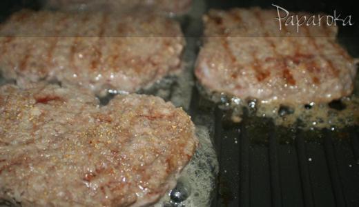Hambúrguer Vestido